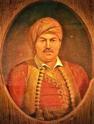 Χατζημιχάλης Νταλιάνης (1775 - 1827)