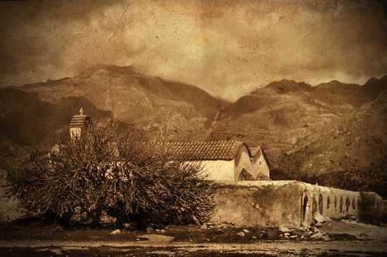 Η Μονή του Αγίου Χαραλάμπους