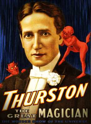 Howard Thurston (20/07/1869 - 13/04/1936)