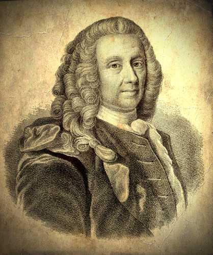 Ludvig Holberg (03/12/1684 - 28/01/1754)