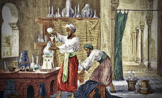 Άραβες Αλχημιστές