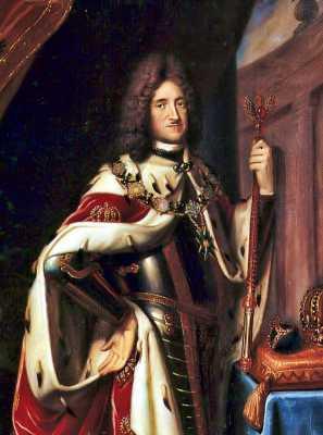 Φρειδερίκος Α' (11/07/1657 - 25/02/1713)