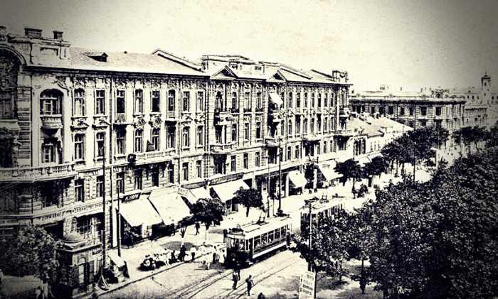 Οδησσός, μέσα δεκαετίας του 1920