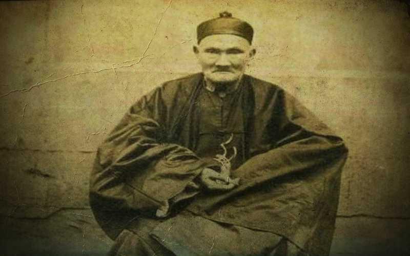 Ένας Κινέζος, ηλικίας 254 ετών...