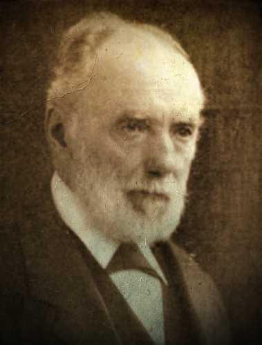 Robert James Lees (12/08/1830 - 11/01/1931)