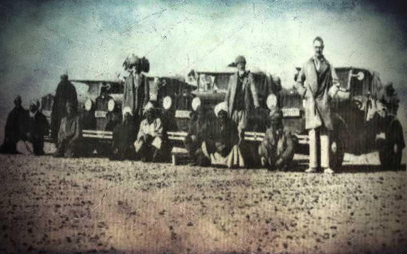 Οι μυστηριώδεις διάφανοι λίθοι, που ανακαλύφθηκαν στην έρημο της Λιβύης το 1934…