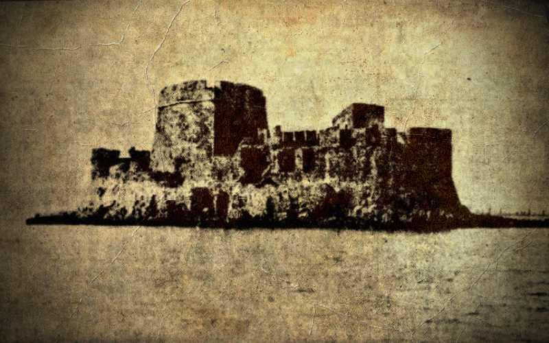 Τα στοιχειωμένα κάστρα της Ελλάδας - Μπούρτζι (Μέρος Α)...