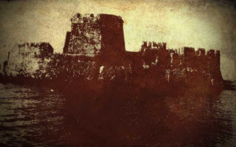 Τα στοιχειωμένα κάστρα της Ελλάδας - Μπούρτζι (Μέρος Ε)...