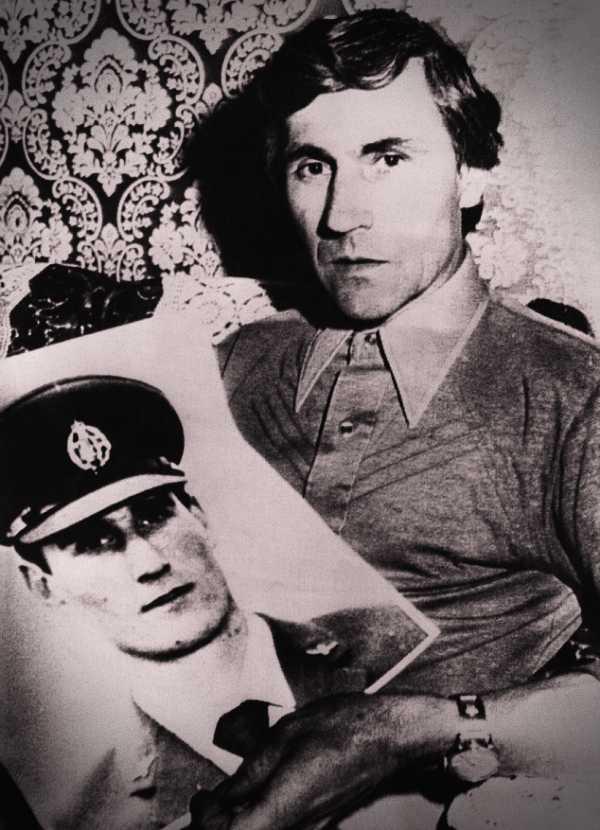 Ο πατέρας του πιλότου, Guido Valentich
