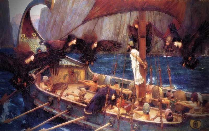 Θέαση θαλάσσιου τέρατος, που έμοιαζε με τη μυθολογική Σειρήνα, το 1935...