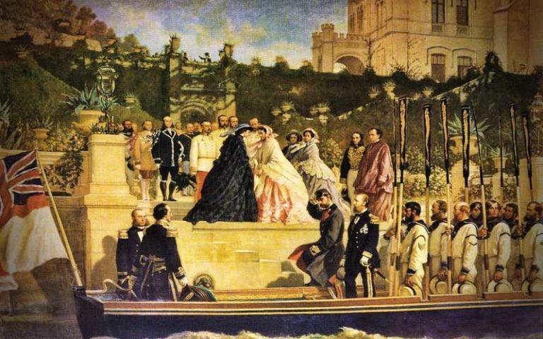 Η ανακάλυψη του μυθικού θησαυρού του Μεξικανού Αυτοκράτορα Μαξιμιλιανού...