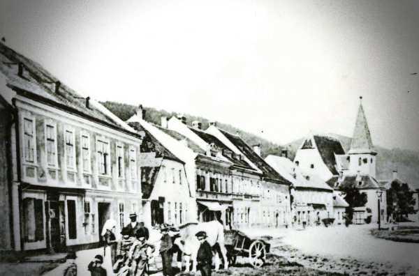 Rabenstein, Βαυαρία, η γενέτειρα του Matthias Stormberger