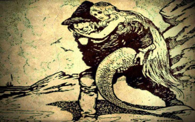 Η νεράιδα της θάλασσας - ένας ιρλανδικός μύθος...