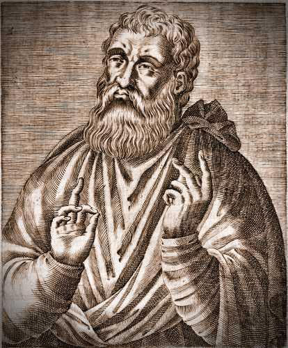 Ιουστίνος ο Μάρτυρας (100 μ.Χ. - 165 μ.Χ.)