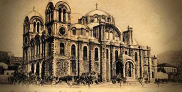 Ο Ιερός Ναός του Παντοκράτορος Πατρών