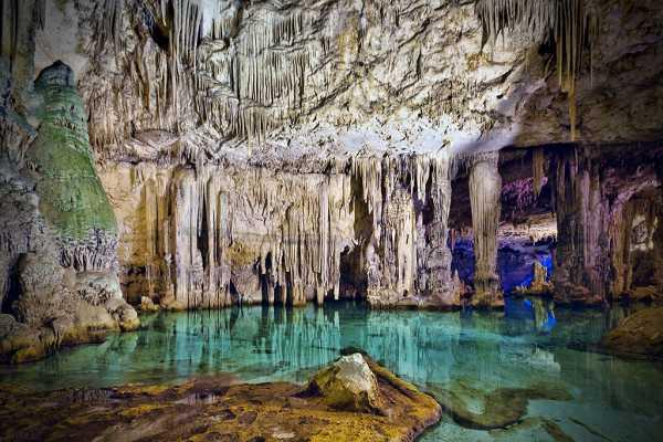 Το σπήλαιο Grotta di Nettuno