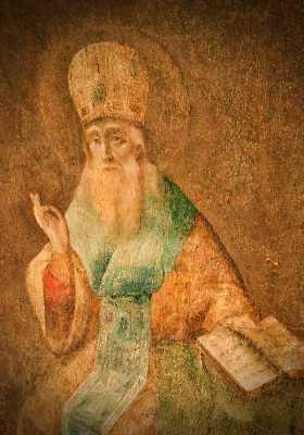 Πατριάρχης Ιωάννης Δ΄ Νηστευτής (άγνωστη ημερομηνία γέννησης, πέθανε το 595 μ.Χ.)