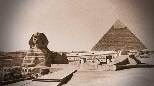 Η Μεγάλη Πυραμίδα του Χέοπα