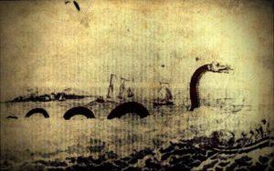 Συγκλονιστικές θεάσεις τεράστιων θαλάσσιων ερπετών…