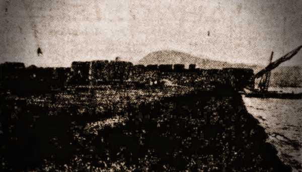 Το Κάστρο του Ρίου, 1932