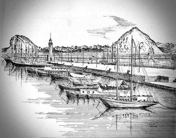 Η παλαιά προβλήτα Αγ. Νικολάου, έργο του 1881