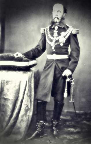 Μαξιμιλιανος Α' (06/07/1832 - 19/06/1867)