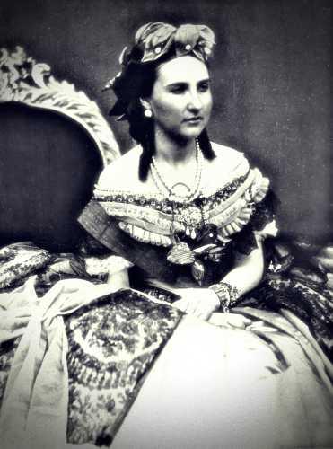 Αυτοκράτειρα Καρλότα (07/06/1840 - 19/01/1927)