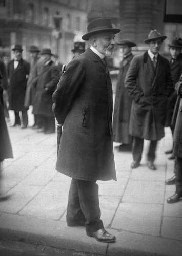 Victor Berard (10/08/1864 - 13/11/1931)