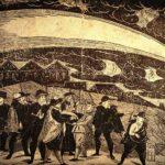 Ο κομήτης, που ήταν προπομπός πολέμων και συμφορών...