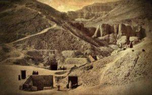 Μυστηριώδες φαινόμενο στην Κοιλάδα των Βασιλέων, το 1935…