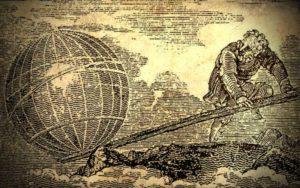 Ο μοχλός του Αρχιμήδη...