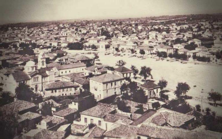 Ιπτάμενος δίσκος στην Καλαμάτα, το 1952...