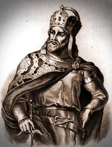 Frederick Barbarossa (1122 - 1190)