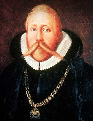 Tycho Brahe (14/12/1546 - 24/10/1601)