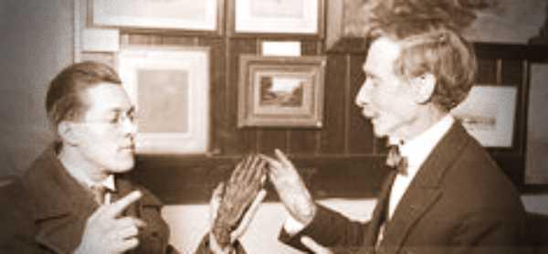 """Το χέρι της """"Μαγικής Μούμιας της Αλεξάνδρειας"""", το οποίο εκτιθόταν στο Μουσείο Ψυχικών Ερευνών του Sir Arthur Conan Doyle, στο Westminster της Αγγλίας"""