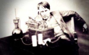 Το μηχάνημα επικοινωνίας με τους νεκρούς, που εφηύρε ο Thomas Edison...