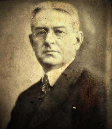 Allan Benson (06/11/1871 - 19/08/1940)