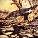 Καλικάντζαροι-τα φοβερά πλάσματα της λαϊκής φαντασίας…