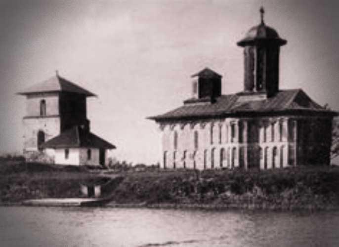 Το Μοναστήρι της Λίμνης Snagov