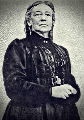 Λαίδη Augusta Gregory (15/03/1852 - 22/05/1932)