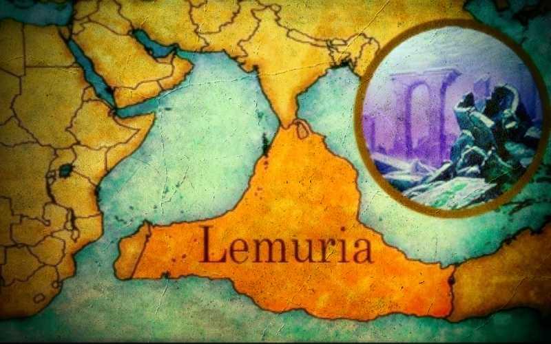 Λεμουρία - Η χαμένη μυθική ήπειρος...