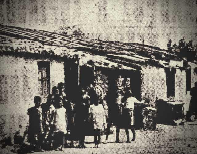 Το σπίτι, στο οποίο έλαβαν χώρα τα μυστηριώδη φαινόμενα
