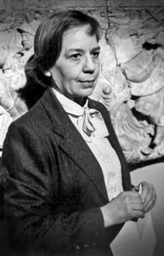 Emily Vermeule (11/08/1928 - 06/02/2001)