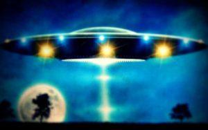 Η διάλεξη του Παύλου Σαντορίνη για τους ιπτάμενους δίσκους, το 1967...