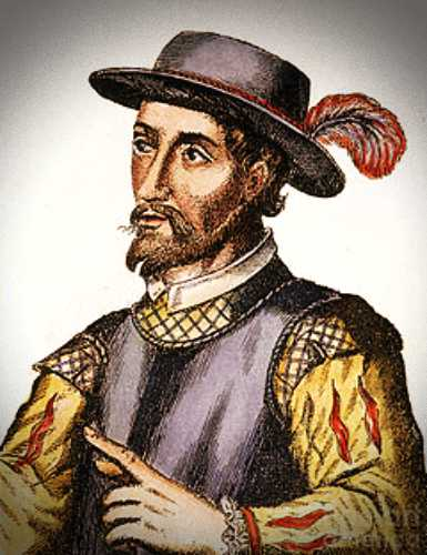 Juan Fernandez (1536 - 1604)