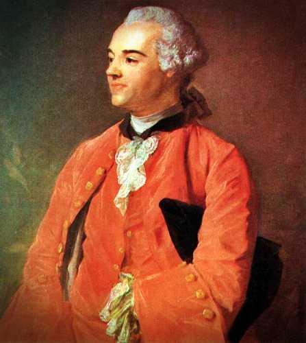 Jacques Gazotte (17/10/1719 - 25/09/1792)