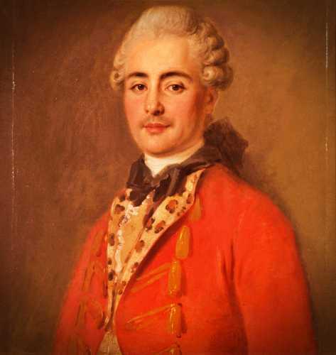 Jean-Francois de La Harpe (20/11/1739 - 11/02/1803)