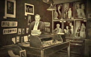 Το ανατριχιαστικό μουσείο του Sir Arthur Conan Doyle…
