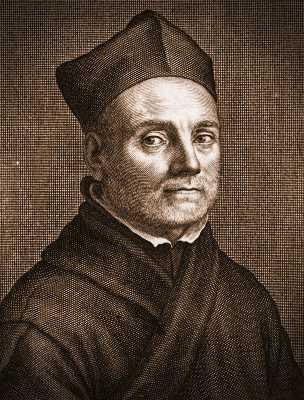 Athanasius Kircher (1602 - 1680)