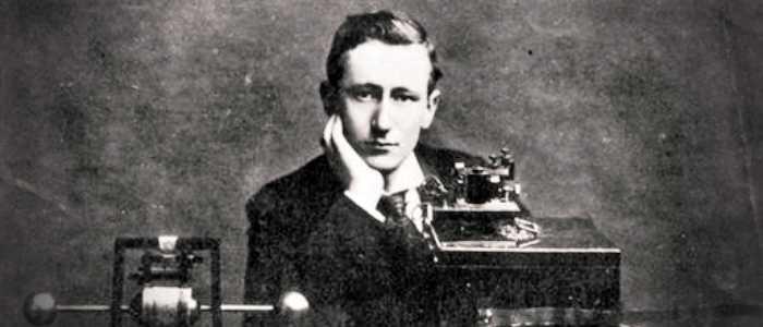 Guglielmo Marconi (25/04/1874 - 20/07/1937)